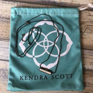 Kendra Scott Jewelry - Kendra Scott Mackenzie Necklace White Kyocera Opal